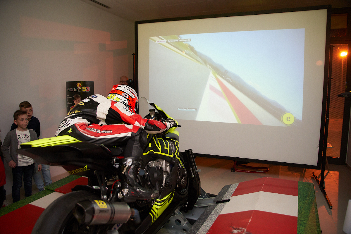 Moto Trainer